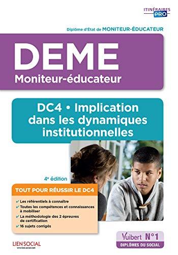 Deme - dc4. implication dans les dynamiques institutionnelles (Itinéraires pro)
