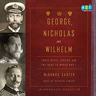 George, Nicholas and Wilhelm cover art