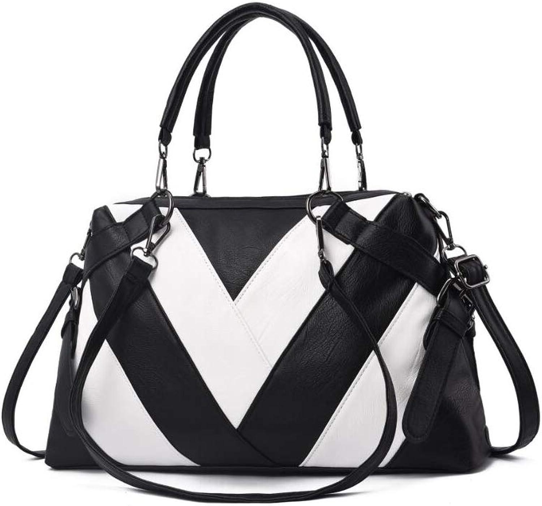 ASHIJIN Elegant Shoulder Bag Bag Pattern Embossed Pattern Sweet Messenger Bag Messenger Bag