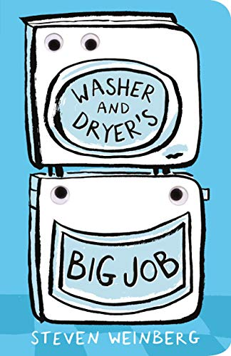 Washer and Dryer's Big Job (The Big Jobs Books)