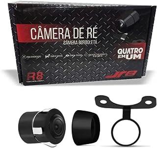 Câmera de Ré Colorida Automotiva Borboleta 4 em 1 JR8 - XD-021