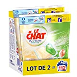 Le Chat Sensitive Duo-Bulles - Lessive Capsules - 112 Lavages