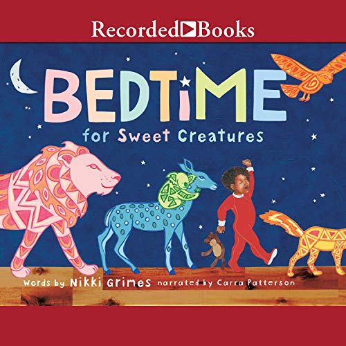 Bedtime for Sweet Creatures  By  cover art