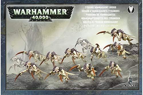 GAMES WORKSHOP 9900000 in Warhammer 40K Tyranid Hormagaunt Brood 2010 Actionfigur