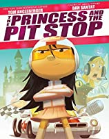 The Princess and the Pit Stop (Abrams Block Book)