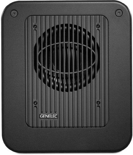 Genelec 7050B Active subwoofer 70W Schwarz - Subwoofer (70 W, Aktiver Subwoofer, 28 - 85 Hz, 100 dB, 20,3 cm (8 Zoll), Schwarz)