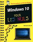Windows 10 pour les Nuls Pas à Pas - First Interactive - 27/08/2015