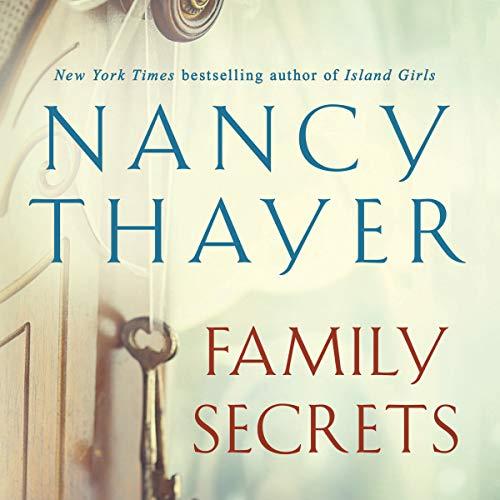 Family Secrets audiobook cover art