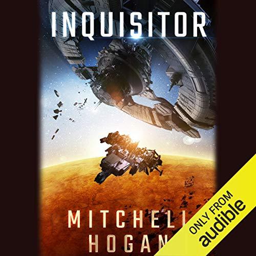 Inquisitor audiobook cover art