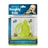 Naughty Kidz Natural Cooling Toy Teether -BPA Free//Non Toxic (Green)