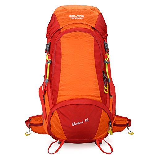 BOLANG Summit 45 Internal Frame Pack Hiking...