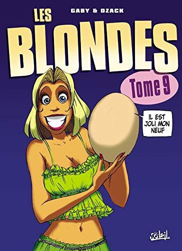 Les blondes T09