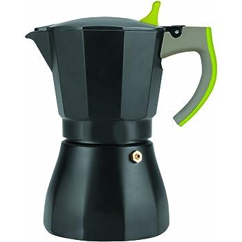 IBILI 621109 - Cafetera Express L´Aroma Verde 9 Tazas: Amazon.es: Hogar