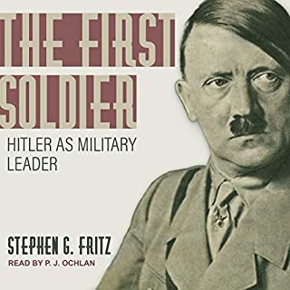The First Soldier cover art