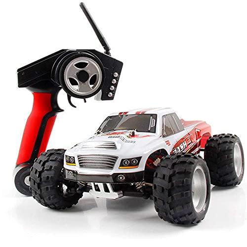 Decoración del hogar Coche RC 2.4G Radio Off-road Control remoto Coche Eléctrico 4WD Drift RC Vehículo Un coche RC de alta velocidad con una velocidad máxima de 70KM / H Coche de carreras profesion
