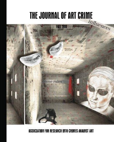 The Journal of Art Crime: Fall 2010