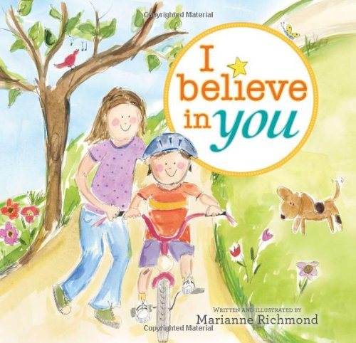 Book: I Believe in You by Marianne Richmond