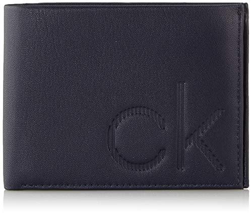 Calvin Klein CK UP 5CC COINHombreShoppers y bolsos de hombroAzul (Navy) 9.5x1.9x12.4 centimeters (B x H x T)
