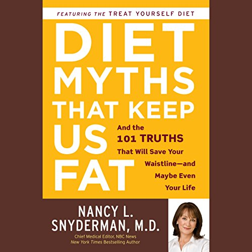 Diet Myths That Keep Us Fat audiobook cover art