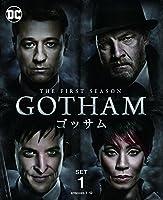 GOTHAM/ゴッサム <ファースト> 前半セット(3枚組/1~12話収録) [DVD]