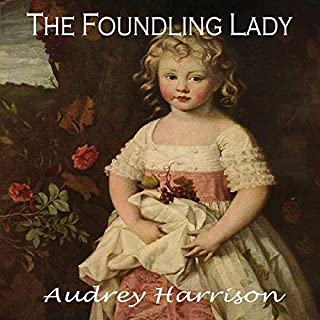 The Foundling Lady  cover art