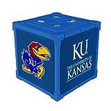 Wiseways Kube Bluetooth Collegiate Speaker for Kansas School
