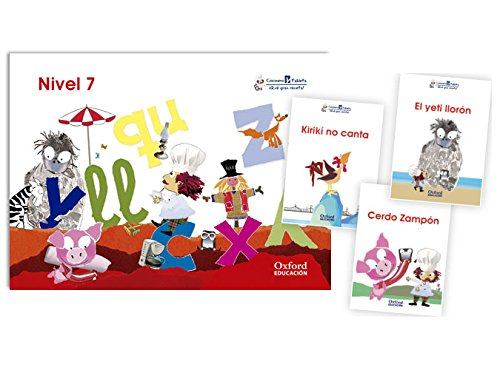 Cocinero y Tableta 5 años. Cuaderno + Cuentos 7 (Cocinero y Tableta, qué Gran Receta) - 9788467395457