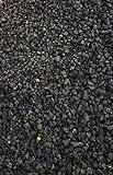 Lavamulch schwarz 20kg im praktischen Sack - Dekosteine, Lavasplitt, Lavasteine