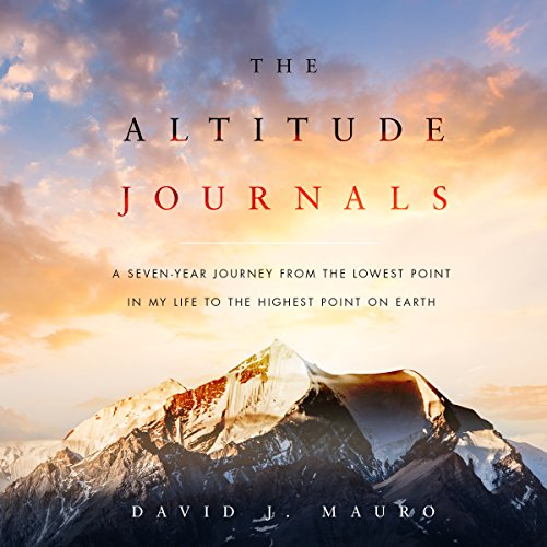The Altitude Journals audiobook cover art