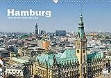 Hamburg Stadt an der Alster und Elbe (Wandkalender 2020 DIN A3 quer)