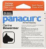 Panacur C Canine Dewormer (Fenbendazole), 4 Gram