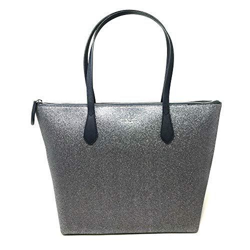 Kate Spade New York Glitter Joeley Tote Bag (Dusknavy)