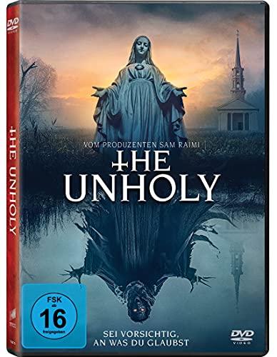 The Unholy DVD