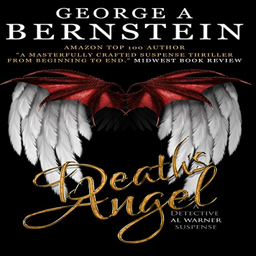 Death's Angel audiobook cover art