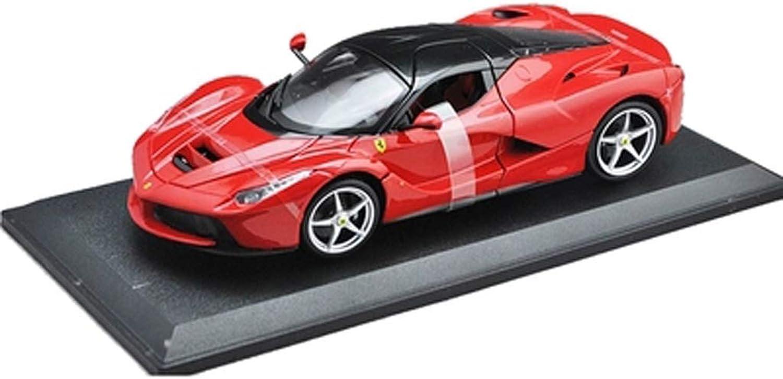ofreciendo 100% Maisto Ferrari Sports Coche Coche Coche Simulation Alloy Coche Model Colección de Adultos Adornos de Metal Modelos Escala Vehículos ( Color   rojo )  nuevo sádico