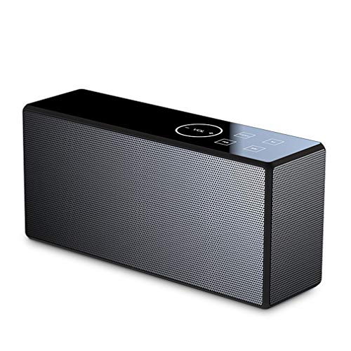 Buy Discount HUATINGRHBS Intelligent Bluetooth Speaker with Touch Control,15-Hour Playtime 360° Sur...