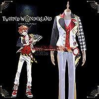 レクイエムハーツ 「ツイステッド ワンダーランド Twisted-Wonderland Ace コスプレ衣装 cosplay コスチューム コス 仮装 変装 (女性XS)