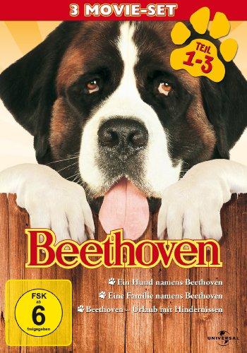 Beethoven - Teil 1-3 [3 DVDs]