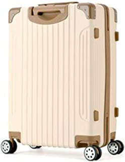 Trolley Case - Fashion PC Material Trolley Case/Convenient Universal Wheel Trolley Case/Large Capacity Luggage Case / 31 Inches / 61 * 43 * 29 cm Well Made