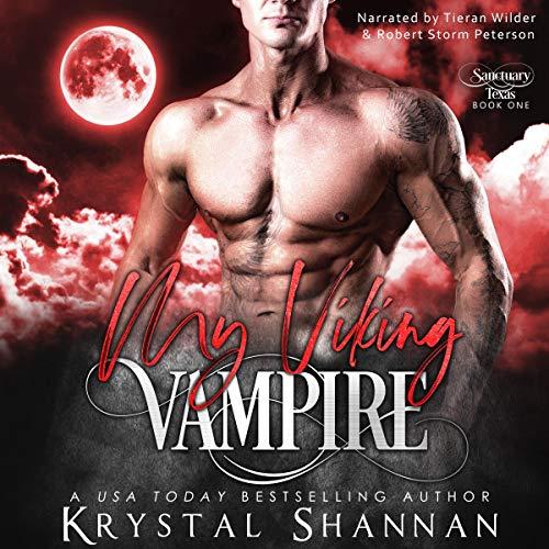 My Viking Vampire audiobook cover art