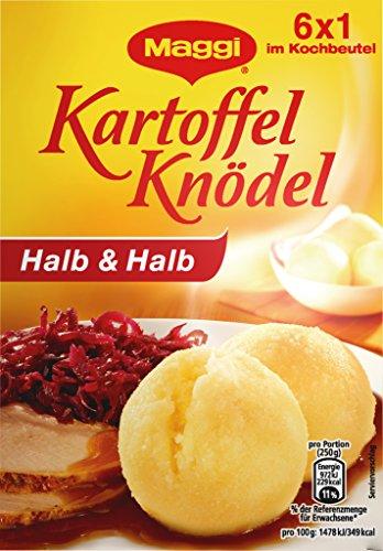 Maggi Kartoffel Knödel Halb und Halb, 200 g