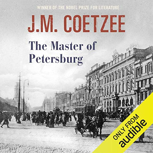 The Master of Petersburg cover art