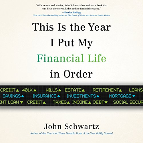 This Is the Year I Put My Financial Life in Order audiobook cover art