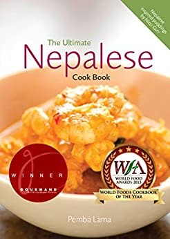 The Ultimate Nepalese Cook Book by [Pemba Lama, Nicci Gurr]