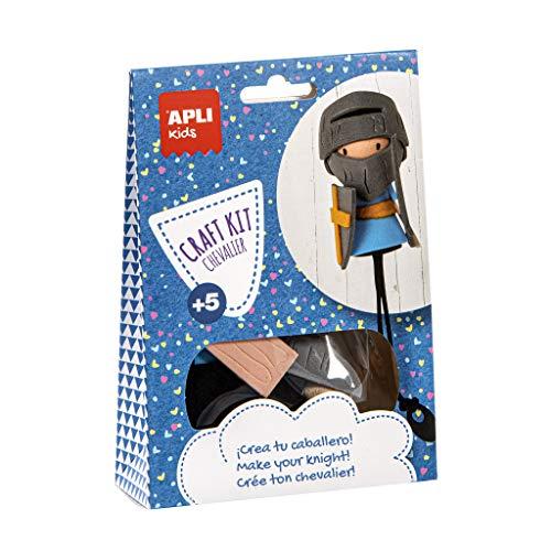 APLI agipä–14088–Packs Kit Stickermaschine Ritter -