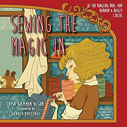 Sewing the Magic In