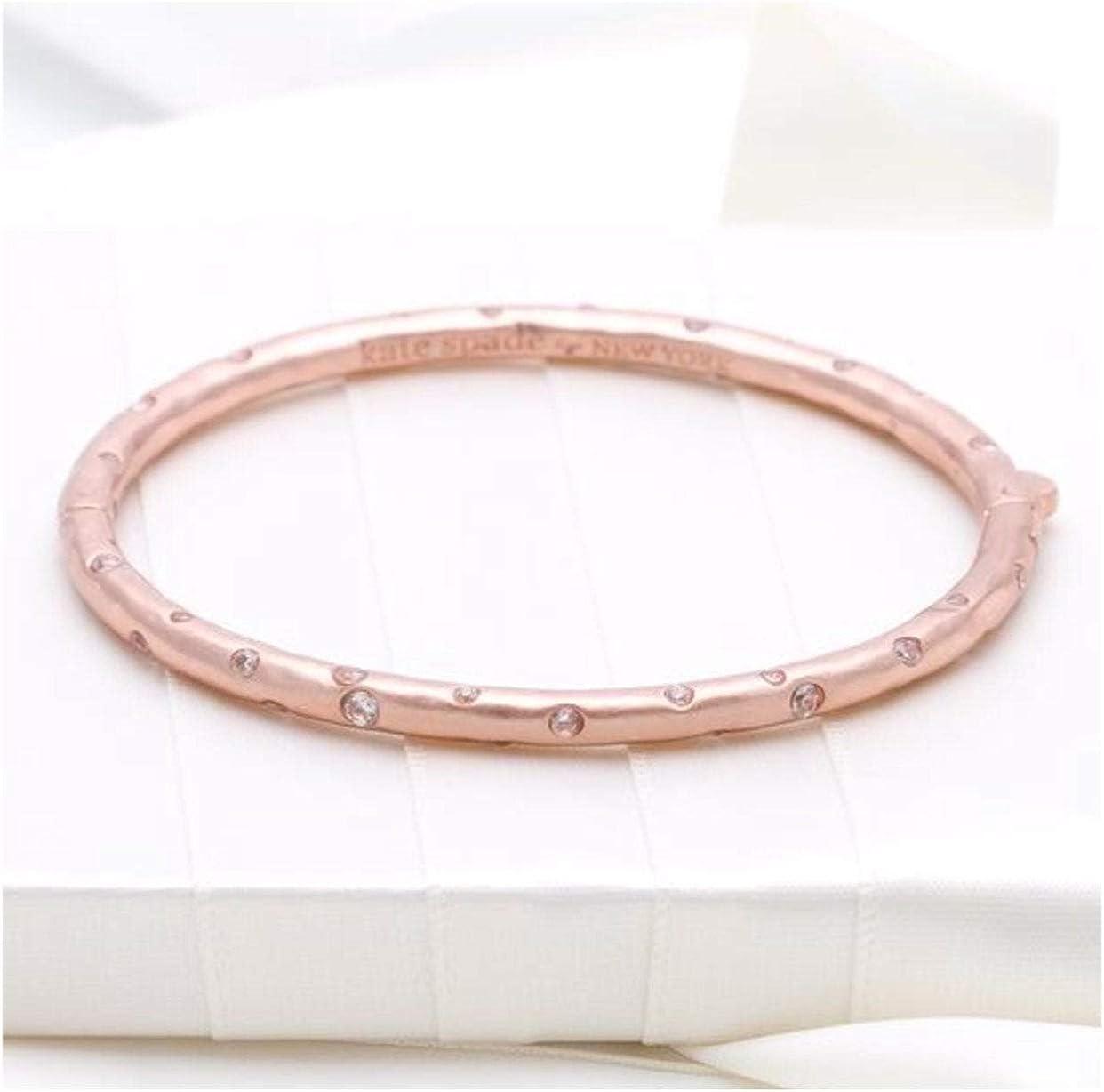 Kate Spade New York Bangle Bracelet (Elegant Edge O0RU2898)