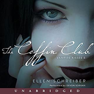 The Coffin Club audiobook cover art