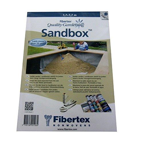 Sandbox - Vlies für den Sandkasten