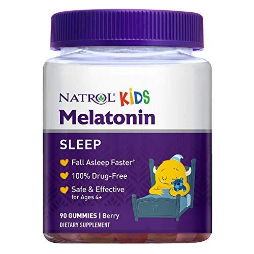 Natrol Melatonin Kid Gummies 90 Count